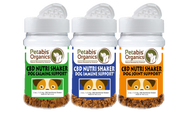 Petabis  Organics CBD Dog  Nutritional Shakers