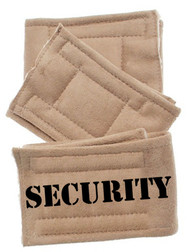 Peter Pads SECURITY Dog Belly Bands -  Beige (3 Pack)