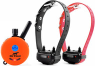 E-Collar Technologies ET-302 Two Dog Mini Educator 1/2 Mile Remote Dog Trainer -  Orange
