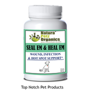 Natura Petz Seal Em Heal Em for DOGS - ALL Life Stages