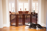 PrimeTime Petz 360⁰ Configurable Gate with Door 30""