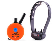 E-collar Technologies Mini Educator E-Collar 1/2 Mile Remote Dog Training Collar ET-300 Orange