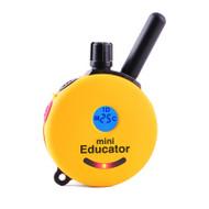 E-Collar Technologies Mini Educator ET-300 / ET-302 TRANSMITTER ONLY - Yellow with BELT CLIP