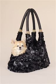 Hello Doggie Black Duchess Luxury Carrier