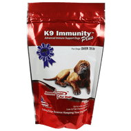 ALOHA Medicinal Mushrooms K9 Immunity Plus Chews for DOGS over 70 lbs 120 Count