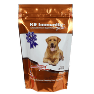 ALOHA Medicinal Mushrooms K9 Immunity Plus Chews for DOGS 30-70 lbs 60 Count