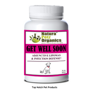 Natura Petz Get Well Soon Adjunctive Lipoma & Infection Disease - All Life Stages 250 Capsules