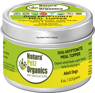Natura Petz  KRYPTONITE MEAL TOPPER for ADULT DOG - ADRENAL, THYROID, PITUITARY & HYPOTHALAMIC SUPPORT*