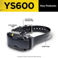 Dogtra YS600GPS No Bark Collar