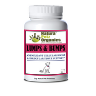 Natura Petz Lumps and Bumps  All Life Stage Dogs 250 Capsules