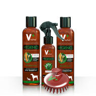 AdVet 90 DAY HYGIENIC KIT with Complimentary Hygienic Shampoo Brush