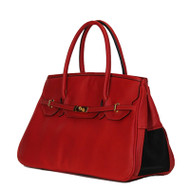 Katie Bag in Red - Airline Approved