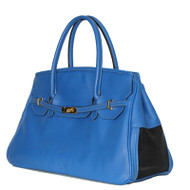 Katie Bag in Cobalt Blue - Airline Approved