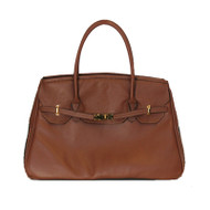 katie Bag in Antique Tan - Airline Approved