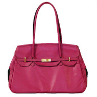 Katie Bag in Rose Grenadine - Airline Approved