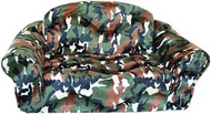 Green Camo Pull Out Pet Sleeper Sofa Bed by Pet Flys
