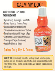 Calm My Dog - Essence Spray for Anxious Dogs