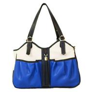 Petote Metro Couture - Cobalt Tri-Color With Tassel