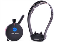 "ET-800 One Dog ""The BOSS"" E-Collar 1 Mile Dog Remote Trainer"