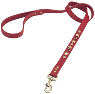 American Dog Leash - RED
