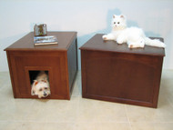 Cat Litter Cabinet or Doggie Den