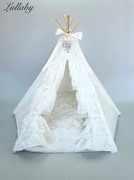 Hello Doggie Teepee Bed Collection - Lullaby