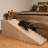 """Pet Ramp with 21"""" Tall Landing - 2 colors"""