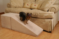"""Pet Ramp with 14"""" Tall Landing - 2 Colors"""