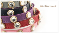 Mini Diamond Collar Collection - 5 colors