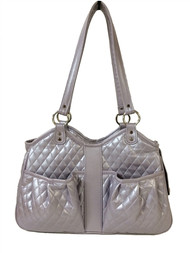 Petote Lilac Quilted Luxe Metro
