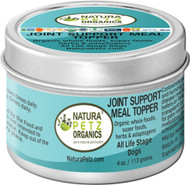Natura Petz JOINT Support Meal Topper for Dogs and Cats* - Flavored Nutritional Meal Topper for Dogs and Cats*