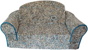 Magnificent Boho Blue Pull Out Pet Sleeper Sofa Bed Gmtry Best Dining Table And Chair Ideas Images Gmtryco