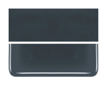 Bullseye Glass Deep Gray, Dbl-rolled 000336-0030-F-1010