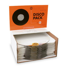 Bullseye Disco Packs 12""