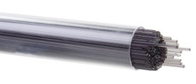 Charcoal Gray Transparent, 1mm Stringer