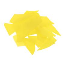 Canary Yellow Opal, Confetti, 4 oz jar