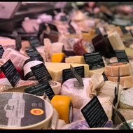 Cheese counter lucky dip - £10