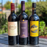 'Around the world' Malbec selection