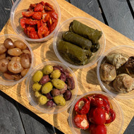 Deli antipasti selection - £14