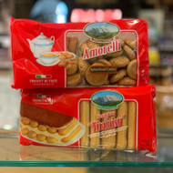 Dolci di Montagna Italian Biscuits 200g Amaretti and Lady Fingers