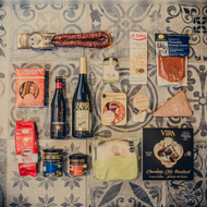 Tempting tapas. This hamper is stuffed full of top quality classic Spanish products all lovelingly produced by independent producers who put provenance first. The selection includes 6 Great Taste Award winners and a beer made in collaboration with the great Adria Ferran from El Bulli.
