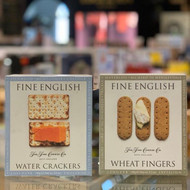 Fine cheese co. English cheese crackers