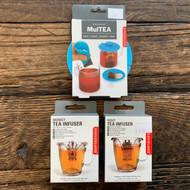 Kikkerland Tea infusers and accessories