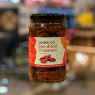 Cooks & Co Sun-dried Tomatoes in Sunflower Oil 165g