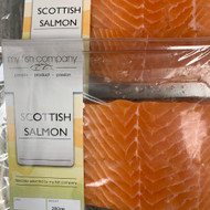 Fresh Fish - SALMON FILLETS - FRIDAY collection only
