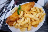 test fish & chips
