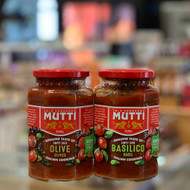 Mutti Italian Pasta/cooking Sauces 400g