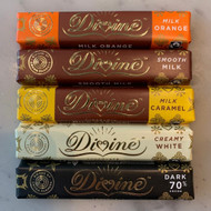 Divine Chocolate Bars 35g