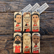 Prem LFC Wooden Keyrings