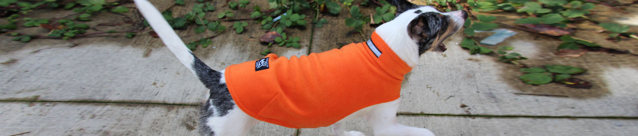 Excellent Fit Fleece Dog Sweater